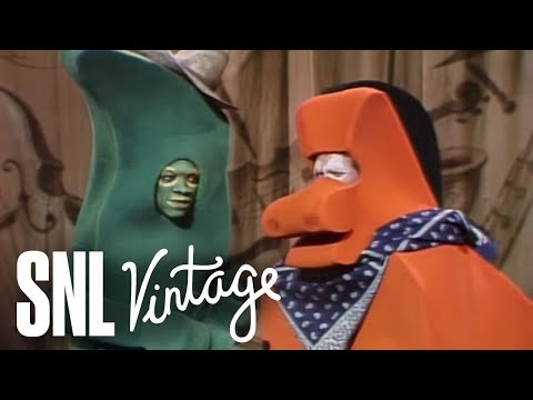 Gumby and Pokey - Saturday Night Live - YouTube