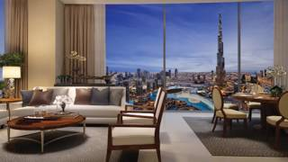 Downtown Dubai, The Address Fountain View - 3 Bedrooms Apartment