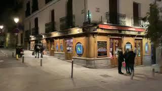 La Placita de Chueca en Madrid España