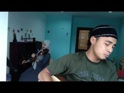 Opick - Rapuh (cover with violin)