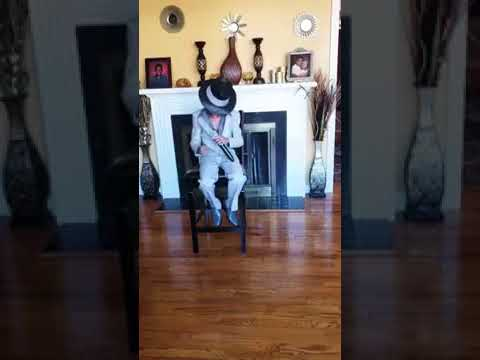 Kid Sings Members Only By Bobby Blue Bland