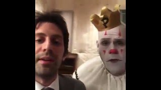 Puddles Pity Party sings with Scott Bradlee of Postmodern Jukebox
