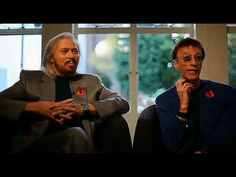 Bee Gees interview Brit Awards Special