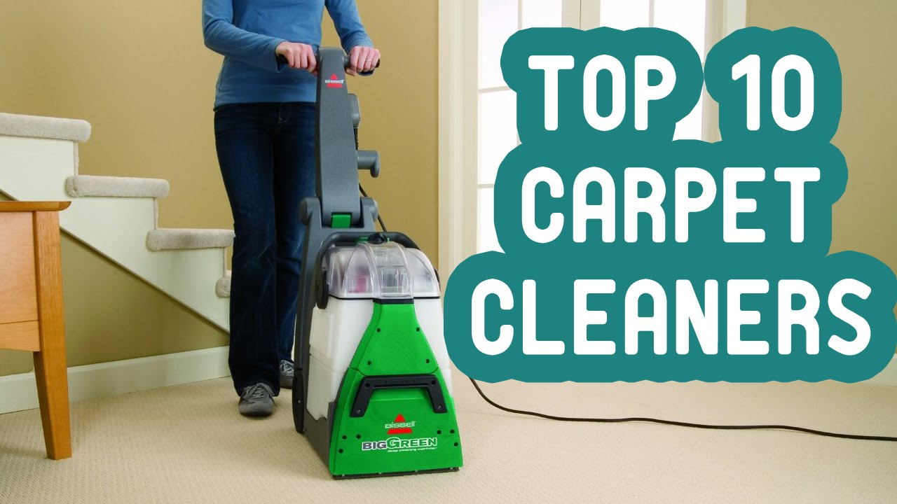 Top 10 Best Carpet Cleaner 2016 Youtube