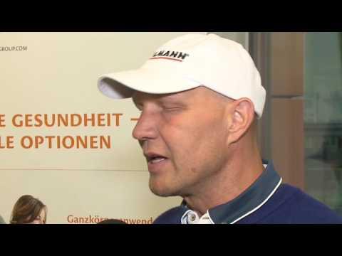 Axel Schulz in Liechtenstein
