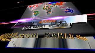 4К видео заставка Медиастудия АККОРД 4K video 4096*2160, 20MBit s