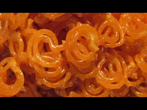 Indian Sweet Jalebi - Street Food India Kolkata || Food at Street