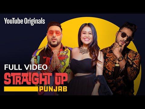 Straight Up Punjab L Punjabi Music Concert (International Version)