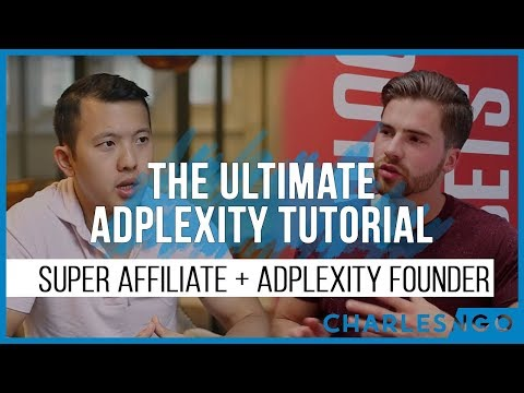 The Ultimate Spy Tool for Affiliate Marketing: ADPLEXITY