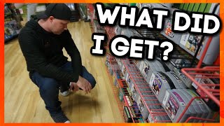 I went shopping at a RETRO game store!