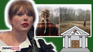 Taylor Swift FIRES BACK At 'Evermore' Lawsuit!