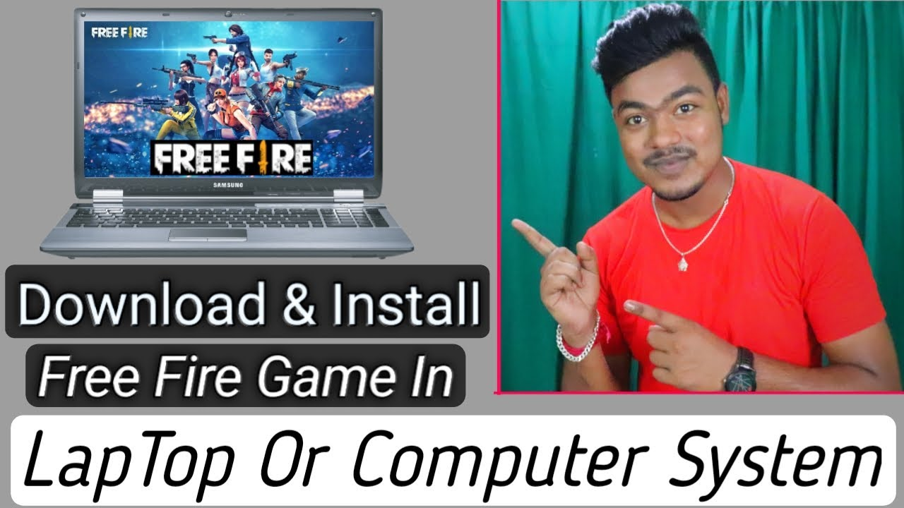 laptop main free fire kaise download ...