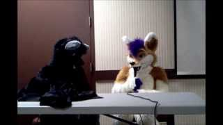 Fox and Wolf Panel part 1