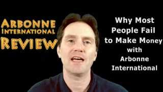 Arbonne International Review - Why Most People Fail to Make Money with Arbonne International