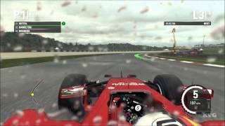 F1 2015 - Sebastian Vettel Gameplay + Replay (PC HD) [1080p]