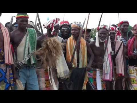Festival Tongo Hills Ghana