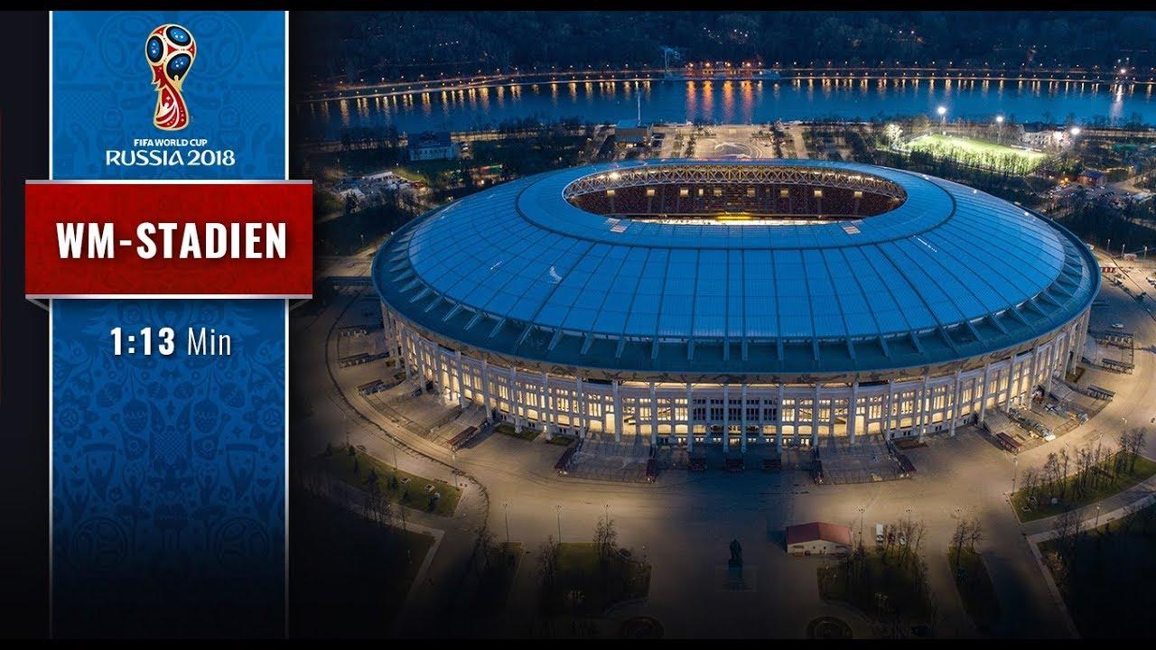 Stadion Russland