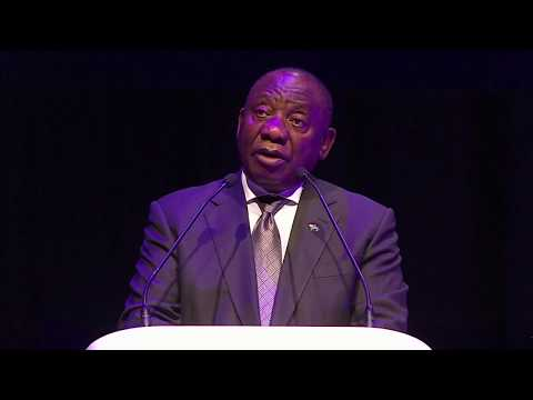 ITU TELECOM WORLD 2018:  Opening Speech - H.E. Cyril Ramaphosa, President, South Africa