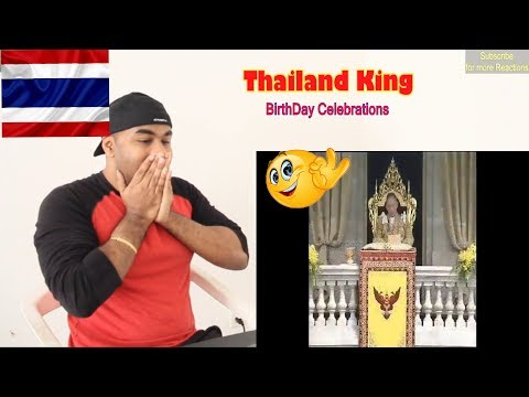 KING OF THAILAND ❤❤❤ |Reaction |Aalu Fries