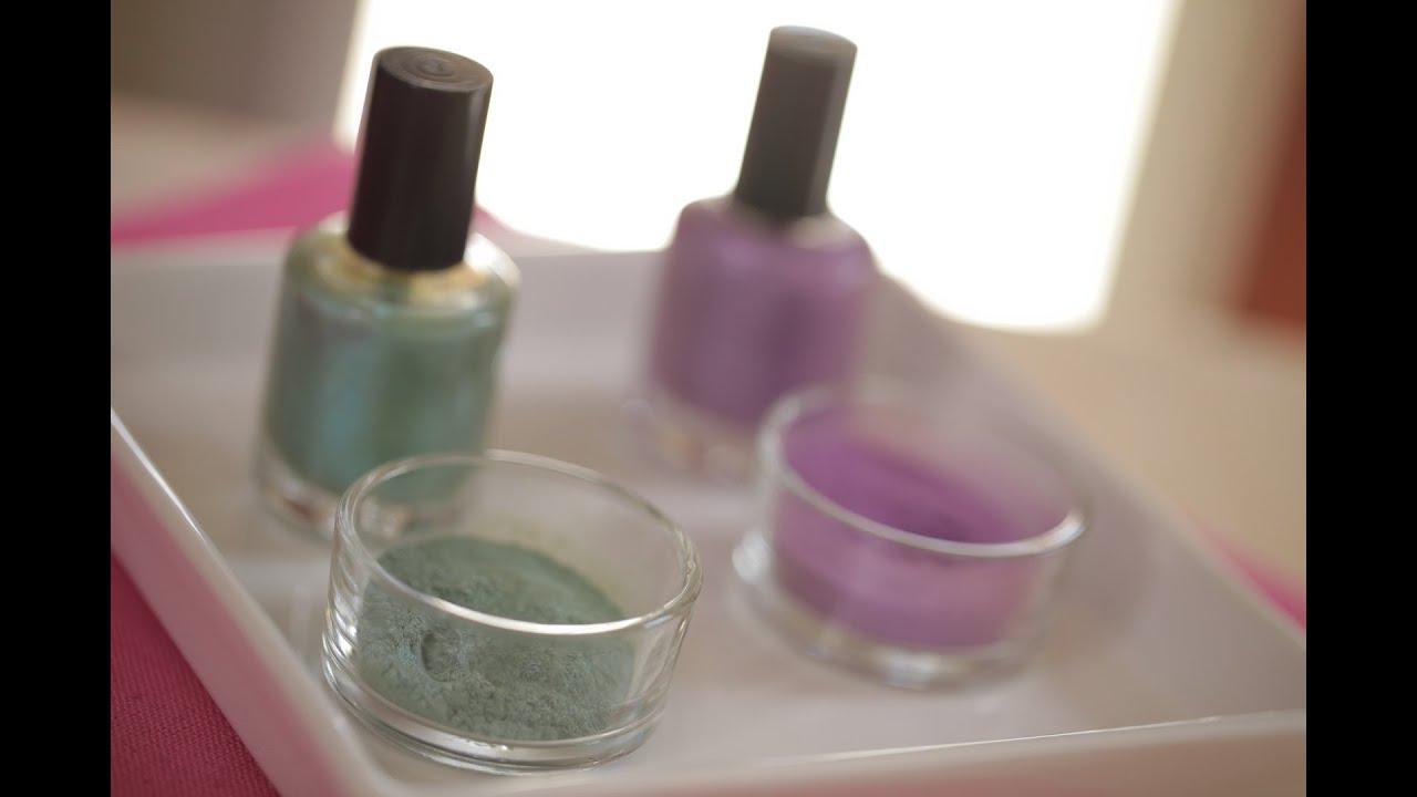 DIY Scented Nail Polish - YouTube