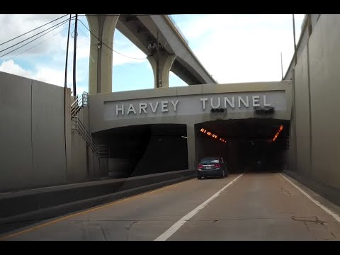 Road Trip #025 - Westbank Expressway/US-90 Business East - Ground Level, Avondale to Algiers