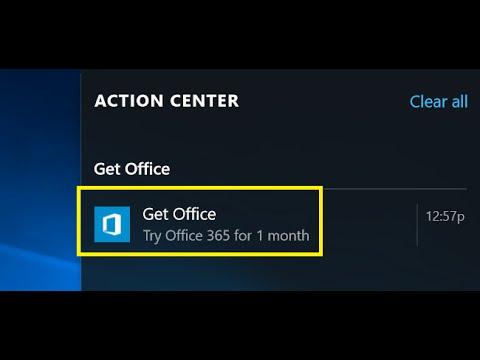 how to stop dominoes notifications windows 10