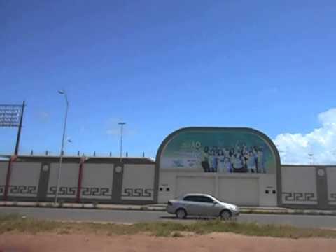Estadio Zerao   Football Stadium on the Equator   Macapa   Brazil   June 2014