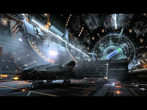 Elite: Dangerous - Ambient Station Docking Sounds