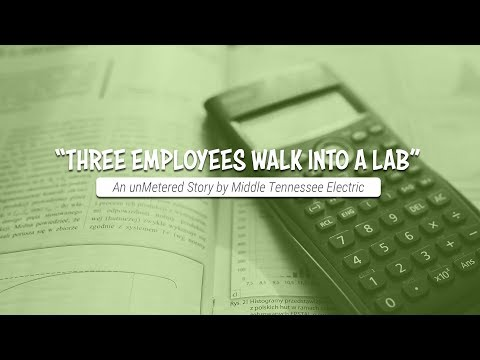 """Three Employees Walk Into A Lab"" - An unMetered Story"