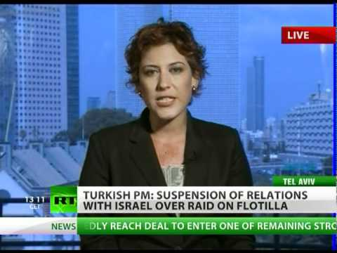 Raid on Trade: Turkey cuts ties with Israel over Gaza flotilla attack