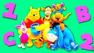 Winnie the Pooh Kindergarten Game   Part 2 HD Disney Game 2015