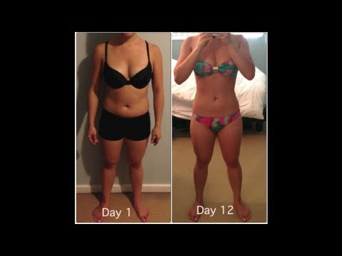 OxyShred.com.au EHPlabs Review: 12 Days Results - YouTube