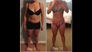 OxyShred.com.au EHPlabs Review: 12 Days Results