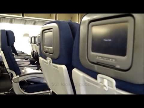 United Airlines Trip Report - IAD - FRA - Economy Class - Full Flight