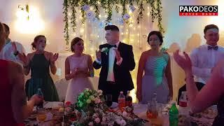 PAKODEOS Cover Band - wspólna biesiada z gośćmi weselnymi