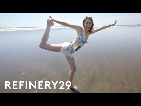 5 Days On An Adventure | Try Living With Lucie | Refinery29