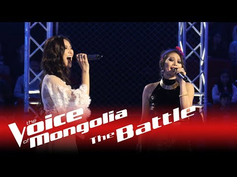 "Bayarjargal vs. Nasanbuyan - ""Anhnii hair"" - The Battle - The Voice of Mongolia 2018"