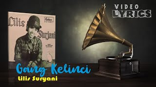 Lilis Suryani - Gang Kelinci (1963) | Video Lirik