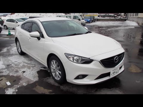 2012 New Mazda Atenza(mazda 6) Exterior Amp Interior Youtube