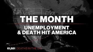 Economy vs. death: How April shaped America's coronavirus response