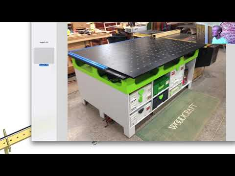 Festool Paulk Workbench