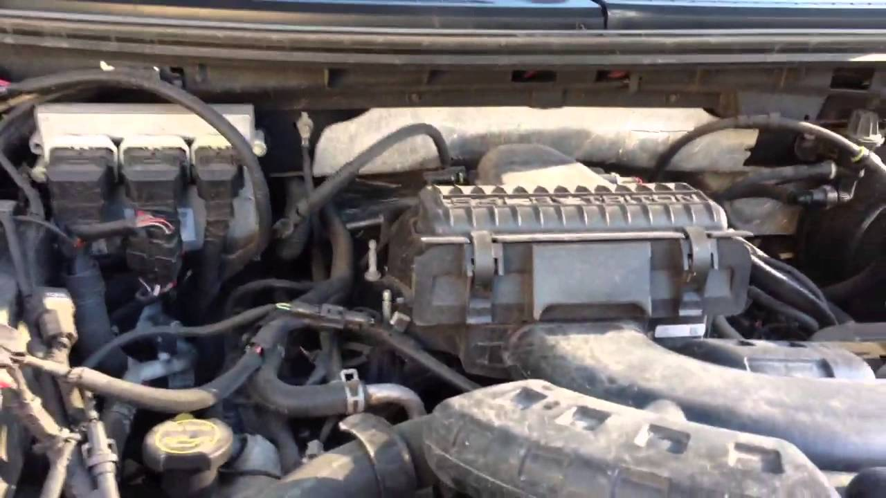 2009 Volvo S80 Wiring Schematic 2007 Ford F 150 Engine Knock Youtube