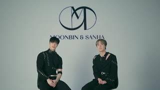 ASTRO Moonbin & Sanha 1st Mini Album [IN-OUT] at Tokopedia!