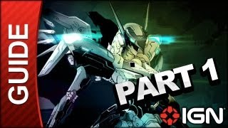 Zone of the Enders HD Walkthrough - Part 1