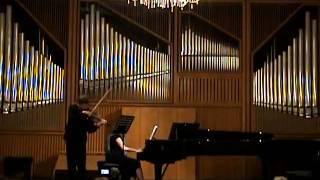 Форе/ Fauré соната для скрипки и фортепиано/ sonata for violin piano