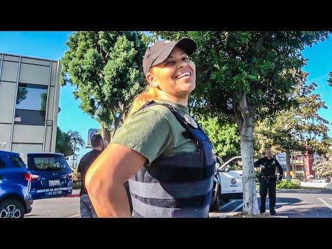 Los Angeles County Department Of Transportation - First Amendment Audit - SJVT