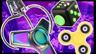 ★Arcade Claw Machine Filled With Fidget Cubes & Spinners!!! How To WIN Fidget Toys Cheap!! (HACK)