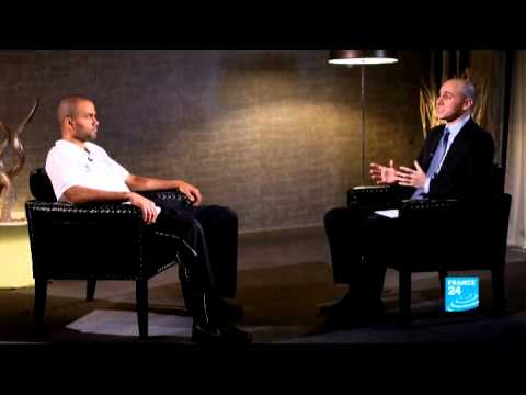 The interview - Tony Parker, three-time NBA champion