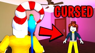So I Exposed a CURSED Gold Diggers Secret.. (Roblox)