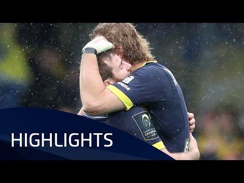 ASM Clermont Auvergne v RC Toulon (QF1) - Highlights – 02.04.2017